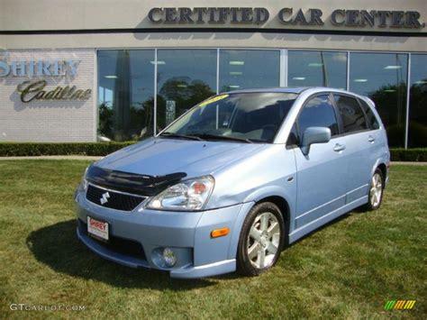 Suzuki Aerio Awd 2005 Blue Metallic Suzuki Aerio Sx Awd Sport Wagon