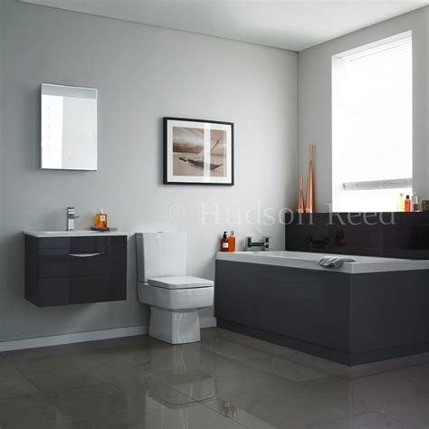 hudson reed bathroom suites memoir grey collection preston plumbing supplies