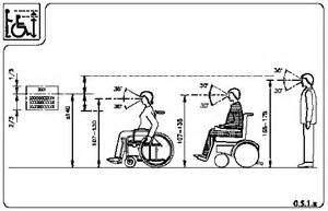 largeur fauteuil roulant