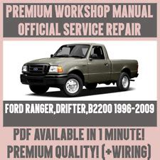 free service manuals online 2001 ford ranger electronic throttle control 2009 ford ranger repair manual ebay