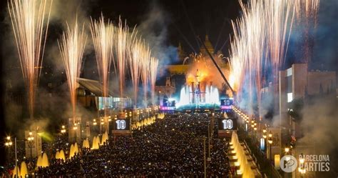 new year events 2016 barcelona new years 2016 traditions and