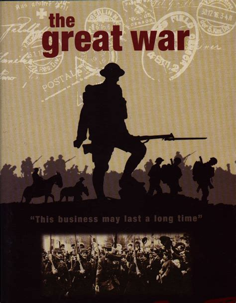 the great war sparks commentary a review of the great war 1964