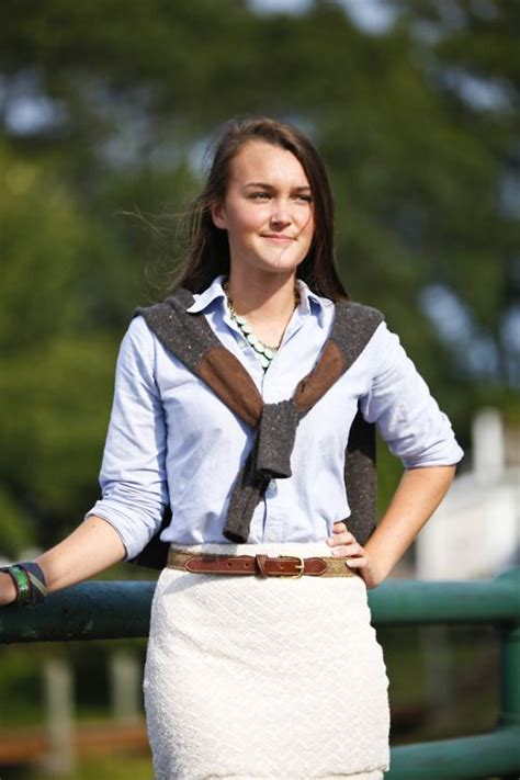 8 Pieces For A Preppy Look by 25 Best Ideas About Country Club On