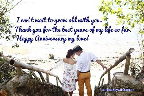 Anniversary Wishes for Husband   Romantic Quotes & Messages