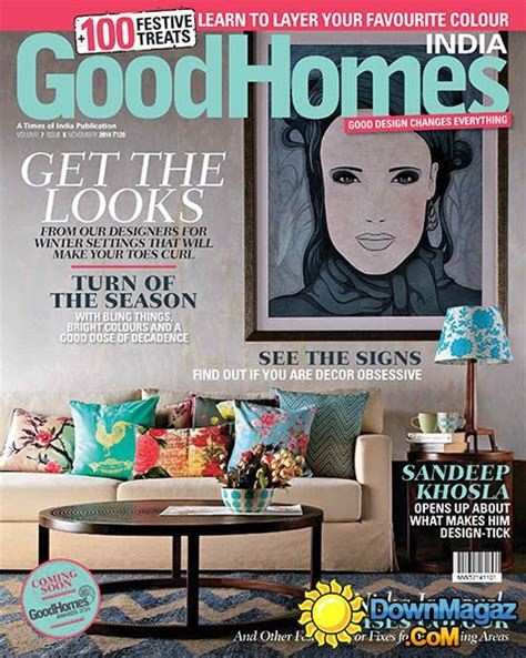 good home design magazines good homes india november 2014 187 download pdf magazines