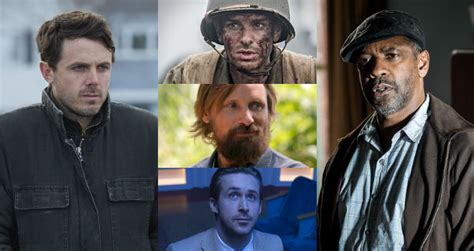 best actor oscars oscars 2017 who will win best actor moviefone