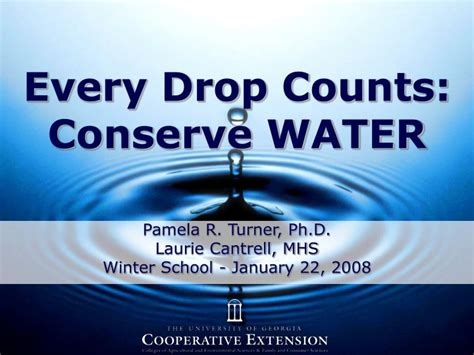 Every Drop Counts Essay by Every Drop Counts Save Water Free Essays Studymode