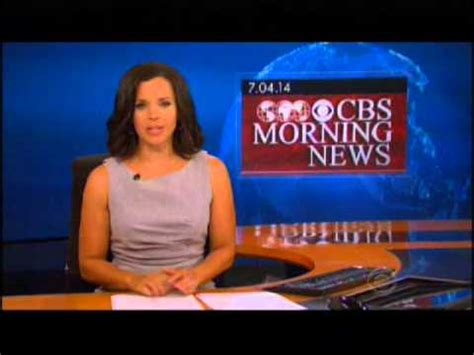 Morning News by Cbs Morning News Intro 7 4 2014