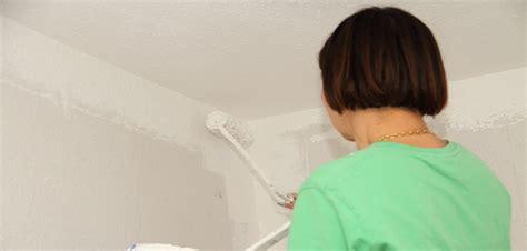 Decke Streichen Mit Alpina Weiss Oder Anderen Farben Wird