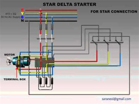 delta starter for connection elec eng world