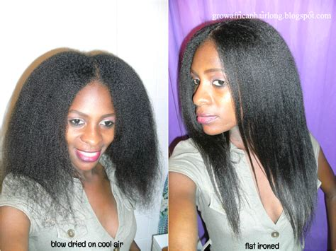 hairstyles for blow dried african american hair blow drying natural african american hair