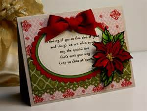 card handmade greeting card thinking by cardinspired
