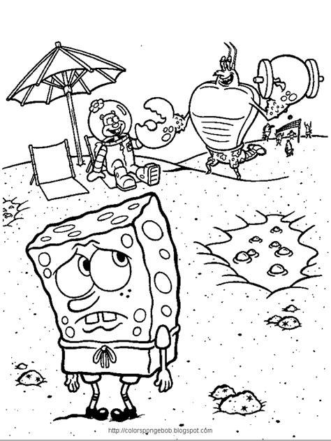 spongebob i love you coloring pages spongebob coloring pages