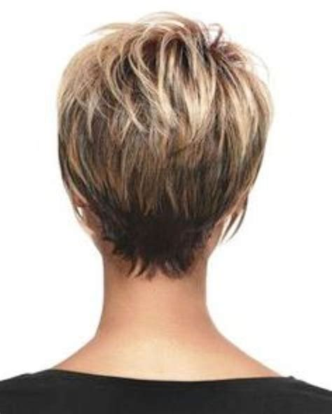 Find Pics Of Bobs With Stacked Backs | stacked short hair back view stacked back bob hair car