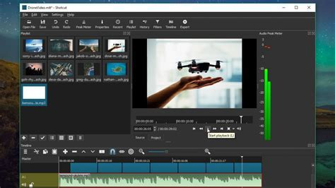 Shotcut review and where to download review   TechRadar