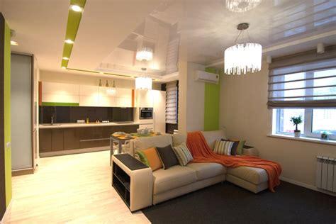 decoracion salon comedor  cocina integrada hoy lowcost