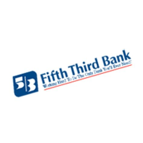 fifth third bank corp fifth third bank 1 fifth third bank 1 vector