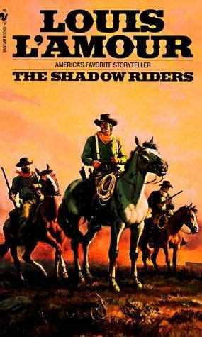 Shadow Rider Shadow Riders Novel A pin by western legends on books louis l amour collection