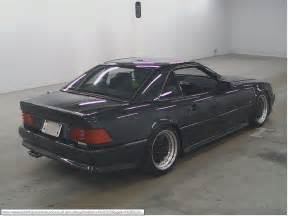Mercedes Way 1991 Mercedes Sl500 In Amg Style The Way We Like Them