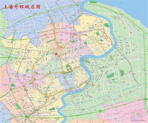 shanghai map shanghai map shanghai china mappery