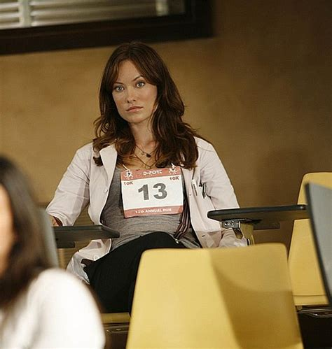 house thirteen interview olivia wilde on secrets romance and hugh laurie popsugar entertainment