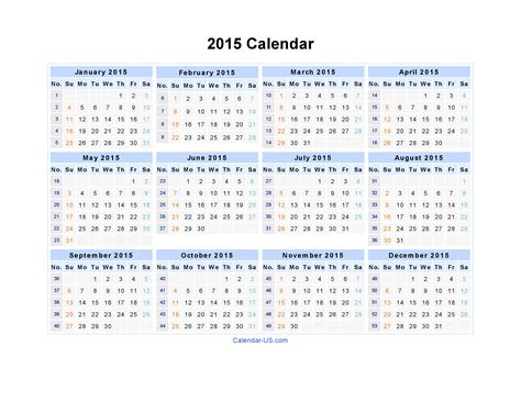 printable calendar 2015 to 2018 yearly calendar 2015 free printable printable calendar 2018