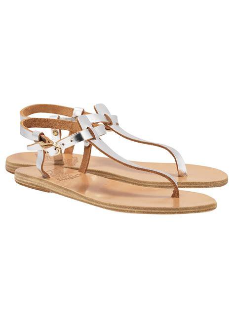 ancient sandal ancient sandals lito t sandal in beige