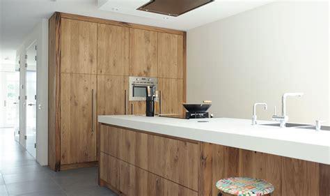 Zelf Keuken Maken Hout by Houten Keuken Restyle Xl Op Maat Gemaakt In