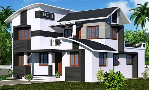 new style home plans in kerala