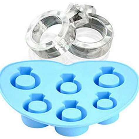 Cetakan Es Batu Model Cincin cetakan es batu model cincin blue jakartanotebook