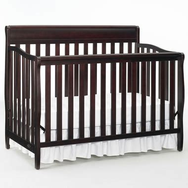 Stanton Convertible Crib Graco Stanton Convertible Crib In Cherry Simply Baby Furniture