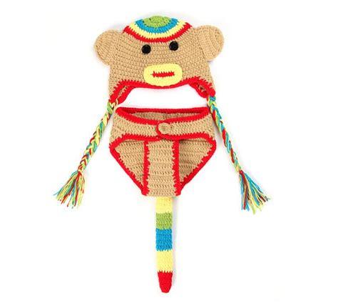 Handmade Props - 2016 monkey newborn baby photography props handmade