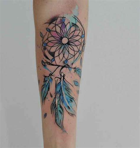 watercolor tattoos preise die besten 25 traumf 228 nger zeichnung ideen auf