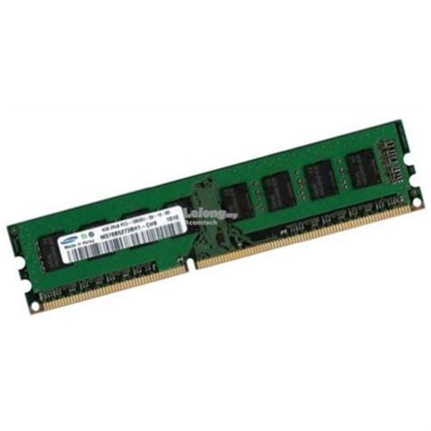 Ram Samsung 4gb Ddr3 samsung 4gb ddr3 1600 u dimm 1 35v end 3 13 2018 3 15 pm