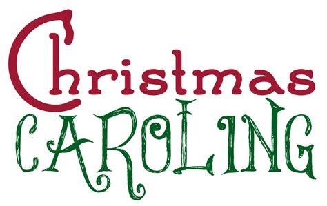 christmas caroling in laureate park nonahood news