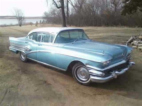1958 Buick Roadmaster For Sale 1958 Buick Roadmaster 75 Hardtop For Sale Photos