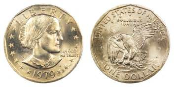 1979 d susan b anthony dollars value and prices