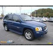 2005 GMC Envoy SLE 4x4 Superior Blue Metallic / Light Gray