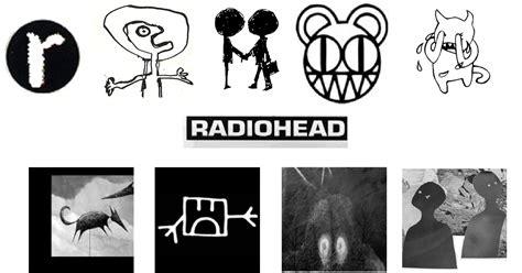 R For Radiohead radiohead symbols radiohead
