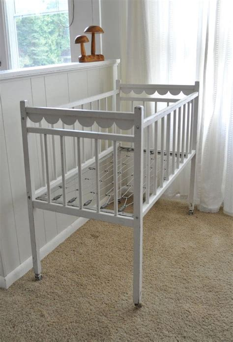 Vintage Baby Crib Vintage Cribs For Babies