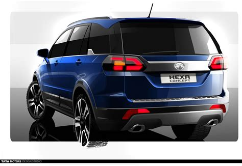 tata hexa concept suv price specs review max autos tata hexa price 11 99 lakhs mileage specifications review