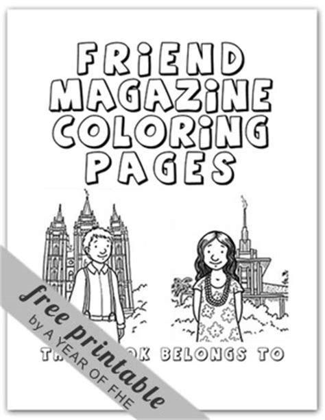 coloring pages for lds general conference 10 free general conference printables for toddlers young