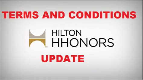 Hilton Hhonors Terms And Conditions | hilton hhonors hhonors terms conditions hilton hhonors