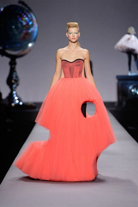 Asymmetrical Draped Skirt Dutch Courage Meet Viktor And Rolf The Off The Wall
