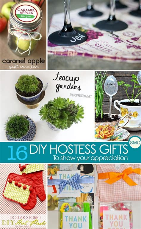 diy hostess gifts 55 best images about appreciation on