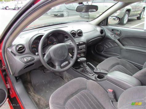 2002 pontiac grand am gt coupe interior photo 53040314