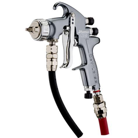 spray painter carlisle devilbiss advance hd conventional pressure feed spray gun