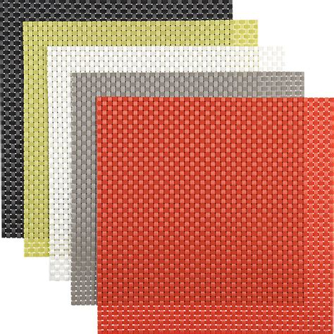 cb2 placemats festive table decor for outdoor entertaining