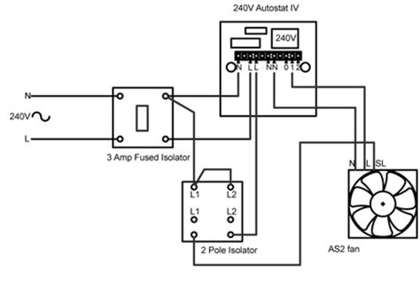 Kitchen Exhaust Wiring Diagram Rhl As2 Kitchen Fan