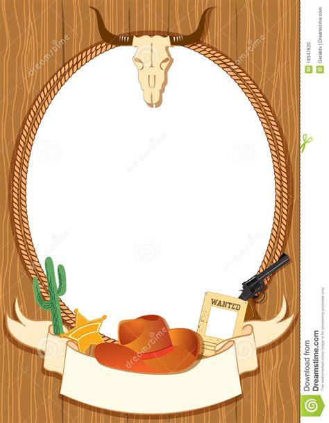 imagenes vaqueras para editar fondo del cartel del vaquero foto de archivo imagen